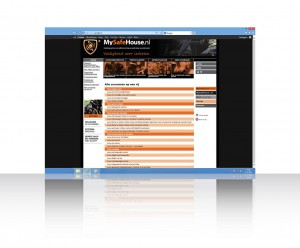MySafeHouse website